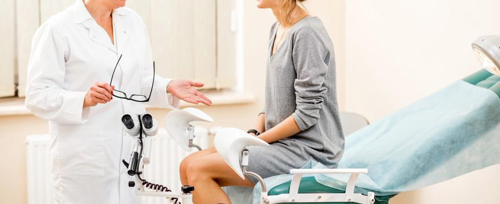 Обследование у гинеколога за 2240 руб.