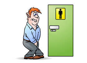 Причины частого мочеиспускания у мужчин